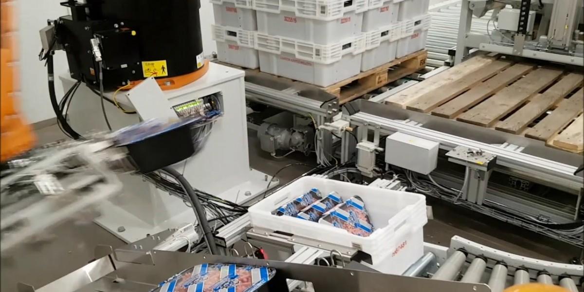 Pizzasuikaleiden markkinajohtaja valitsi Kaptas-automaation